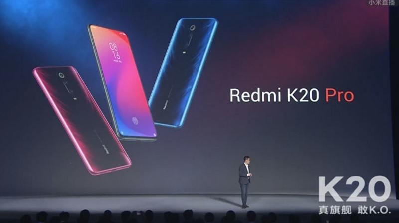 redmi k20 k20 pro ra mắt chính thức