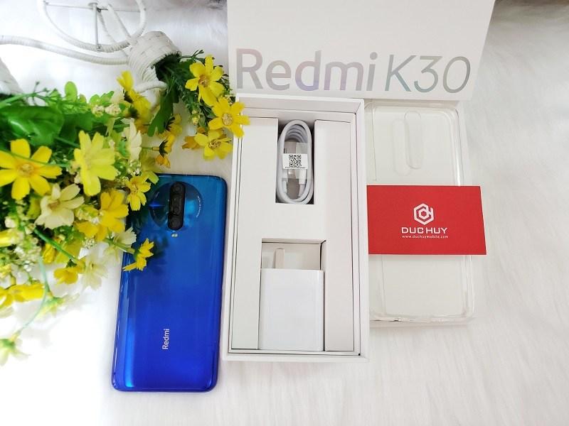 Hiệu năng của Redmi K30
