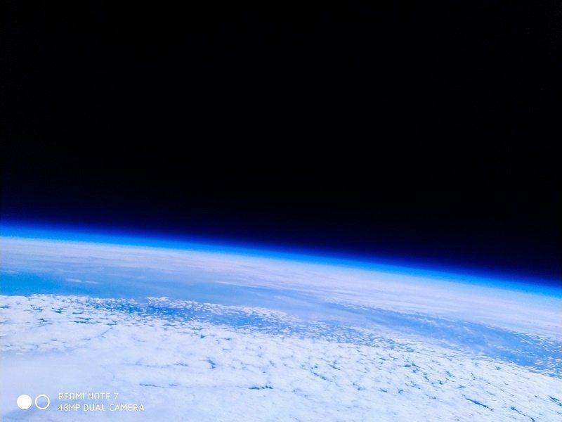 redmi note 7 chụp ảnh không gian 2