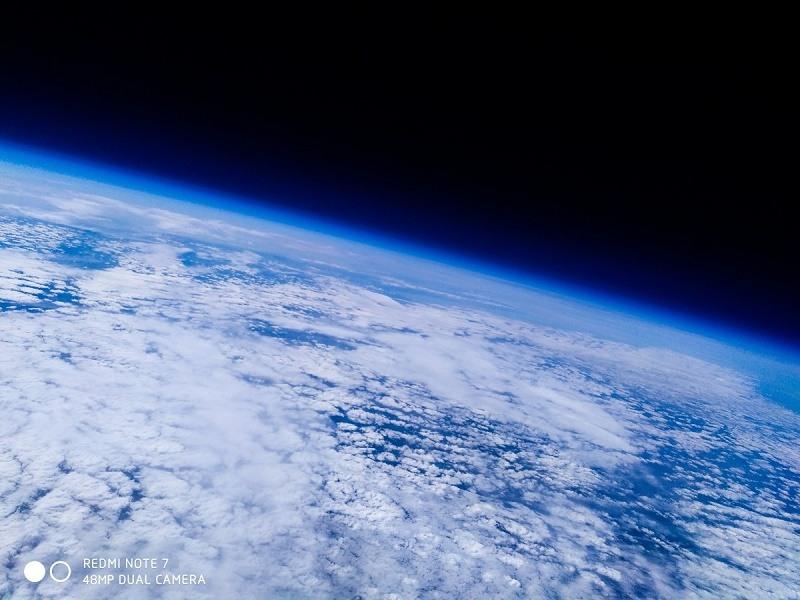 redmi note 7 chụp ảnh không gian 3