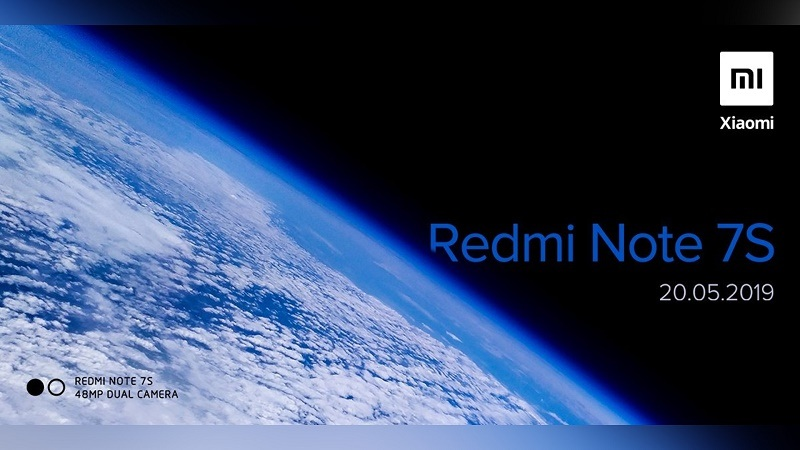 redmi note 7s chuẩn bị ra mắt