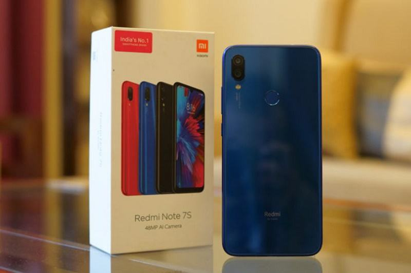 redmi note 7s ra mắt