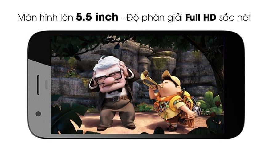 google-pixel-xl-slider-man-hinh