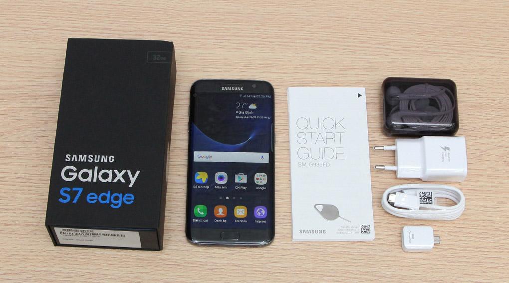Samsung Galaxy S7 Edge 2 Sim (Quốc Tế )