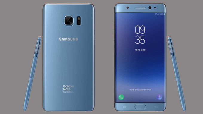 Firmware Android 7 0 ROM cho Samsung Galaxy Note FE