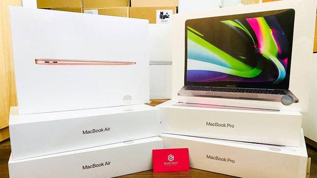 MacBook Pro M1, Air M1 chính hãng Mới giá rẻ đến...
