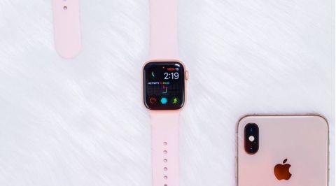 Apple Watch Series 4 GPS 40mm Hồng Loop Mới 100% - Đức Huy Mobile