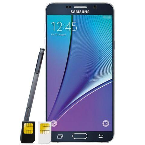 Samsung Galaxy Note 5 2 Sim