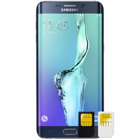 Samsung Galaxy S6 Edge Plus 2 Sim