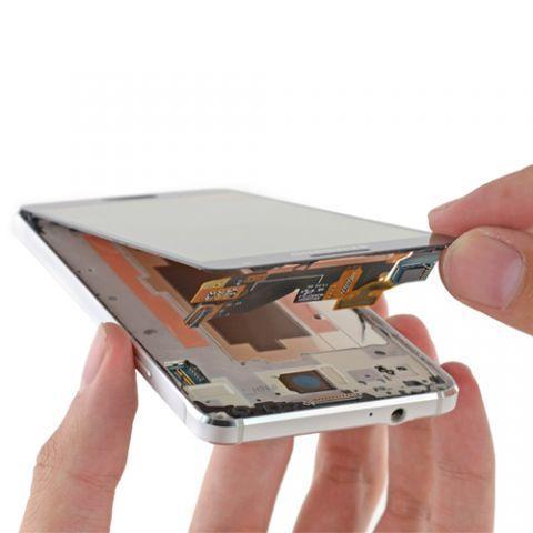 Thay màn hình, mặt kính Samsung Galaxy S6