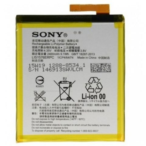 Thay pin Sony Xperia M4 Aqua