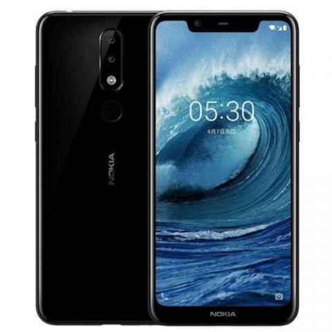 Nokia X5 2018 ( 4GB - 64GB)