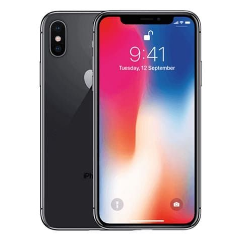 iPhone X Lock 64GB (Nhật - Mỹ) Like New