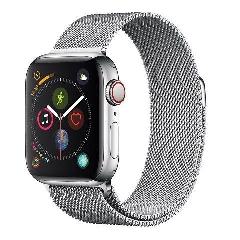 Apple Watch Series 4 LTE 40mm Dây Thép