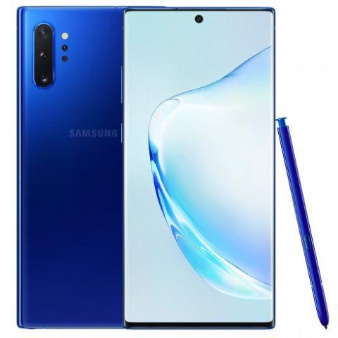 Samsung Galaxy Note 10 Plus (12GB   256GB) Hồng Kong  2 Sim Mới 100%